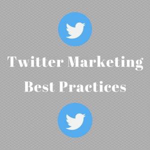 Twitter Marketing Best Practices Picture