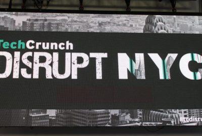 Highlights of TechCrunch Disrupt NYC