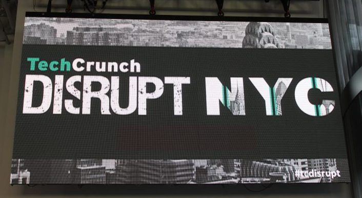 My Experience Covering TechCrunch Disrupt NYC 2017