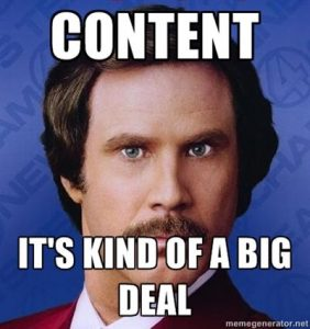 content marketing for free facebook marketing strategies