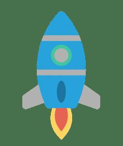 startup launch rocket