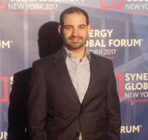 Carl Potak at Global Synergy Innovation Forum