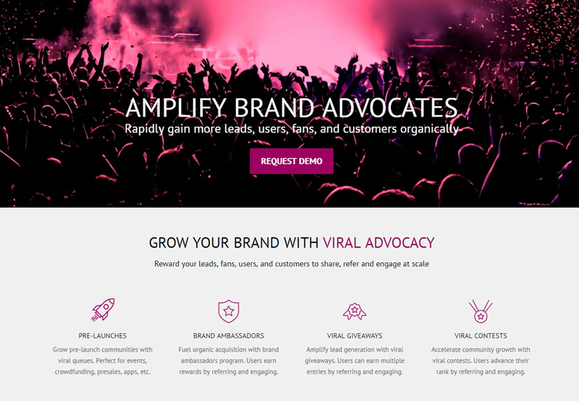 Queue screenshot - Viral Growth - Viral marketing - queueat.com - StartupDevKit