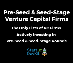 Pre-Seed and Seed Stage VC Lists-2