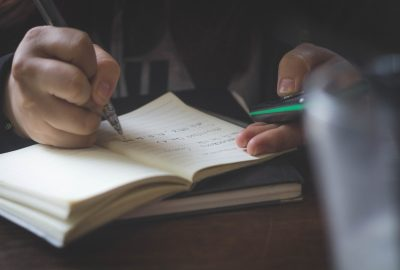 adult learning and writing about startup failure