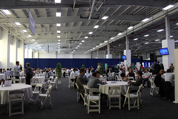 Ascent tech conference roundtables