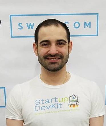 Carl Potak Headshot - Rectangle - StartupDevKit - TechDay 2019