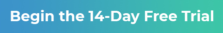 14-day free trial signup button
